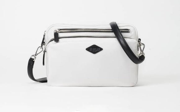 Gramercy Crossbody Bright White MZ Wallace