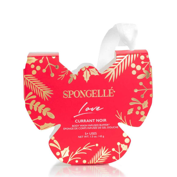 Holiday Angel Sponges Bath and Body Spongelle