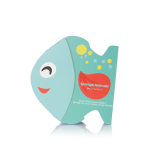 Kids Animal Body Buffers Bath and Body Spongelle