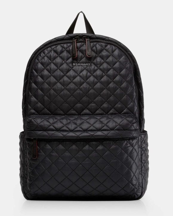 Metro Backpack Black Accessory MZ Wallace