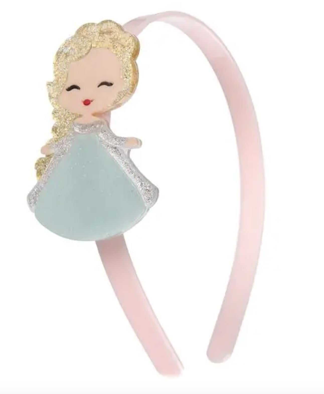 Princess Acrylic Headbands SNAP-Something New And Pretty
