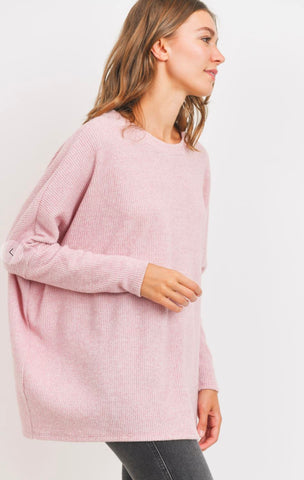 Round Neck Thermal Top Cherish