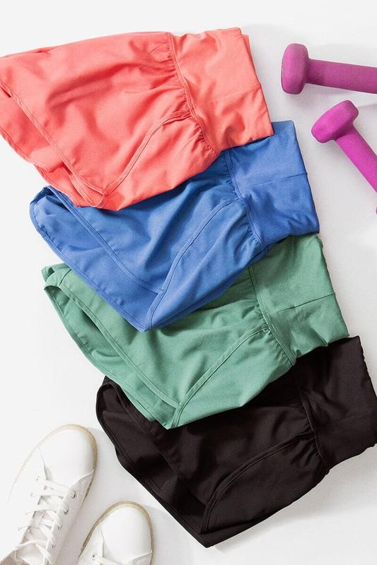 Running Shorts Trend Notes