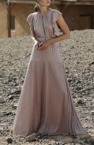 Topaz Dress Dress Sabina Musayev XS Blush