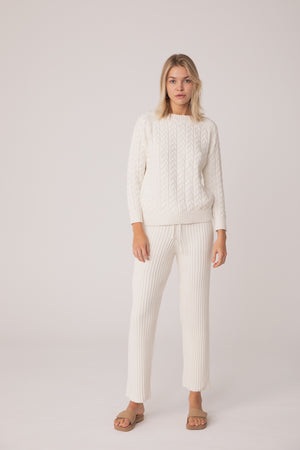 WATEGOS CABLE KNIT