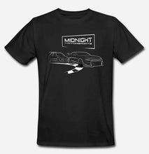 Load image into Gallery viewer, Short Sleeve T-Shirt MIDNIGHT MOTORSPORTS - APEX -