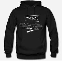 Load image into Gallery viewer, MIDNIGHT MOTORSPORTS - APEX - PULLOVER HOODIE SWEATSHIRT