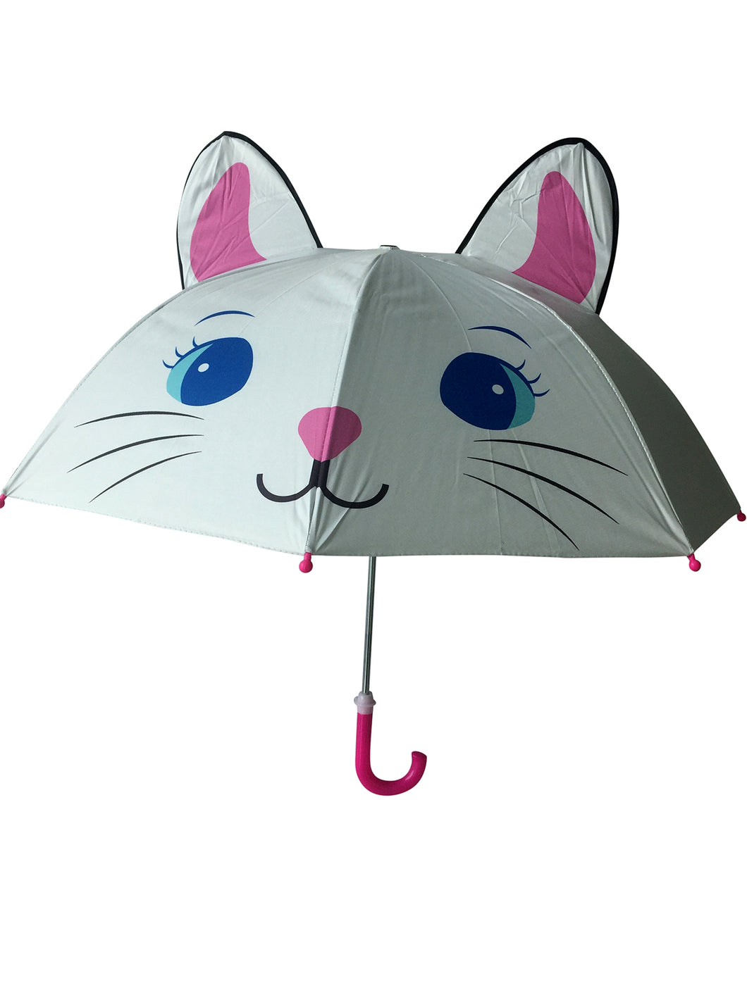 kids umbrella white cat umbrella girls umbrella for kids