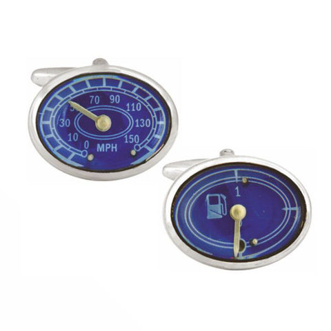 Speedo & Fuel Gauge Cufflinks