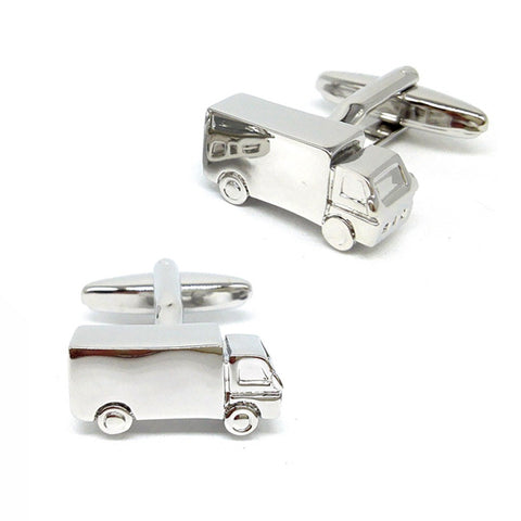 Lorry Truck Cufflinks