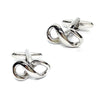 Mathmatical Infinity Sign Cufflinks
