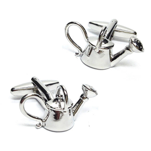 Gardeners Watering Can Cufflinks