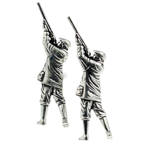 Huntsman Shooting Cufflinks