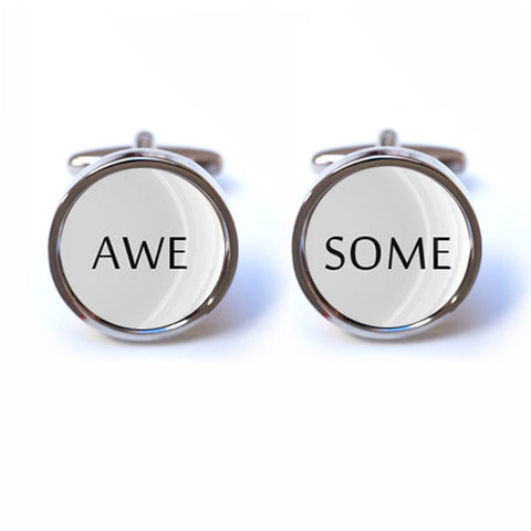 Awesome Cufflinks