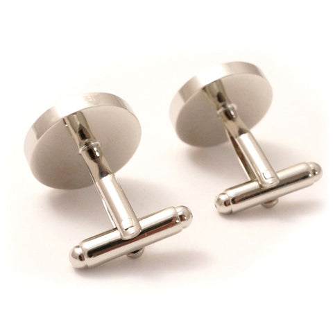 Rudolf the Reindeer Xmas Cufflinks