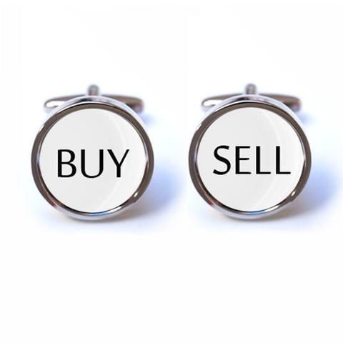 Buy - Sell Cufflinks