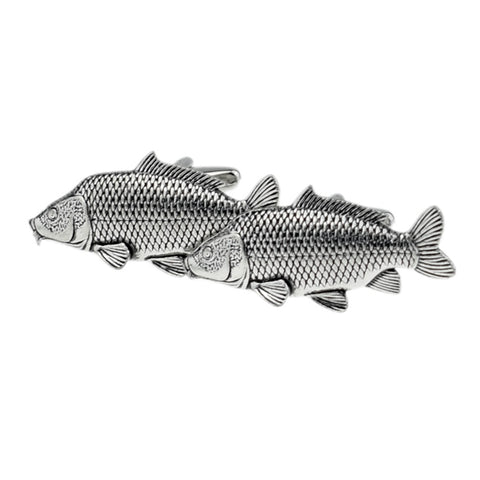 Common Carp Cufflinks
