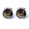 Cat Cufflinks - Steampunk Cat Cufflinks