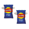 Crisp Packet Cufflinks
