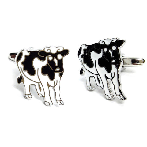 Dairy Cow Cufflinks