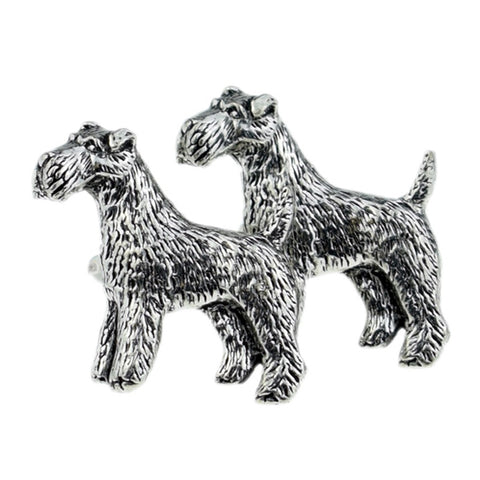 Fox Terrier Cufflinks