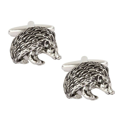 3D Hedgehog Cufflinks