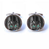 Steampunk Owl Cufflinks