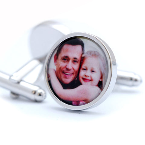 Custom Photograph Cufflinks