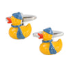 Winter Duck Cufflinks