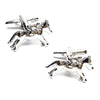 Racing Horse and Jockey Cufflinks