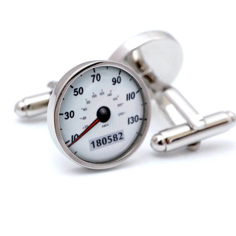 Personalised Car Speedometer Cufflinks