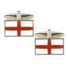 St. George Cross Cufflinks