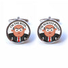 I'm the Boss - I'm Always Right Cufflinks