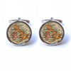 UK Map Cufflinks