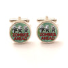 Zombies Ahead Cufflinks