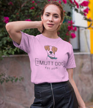 Load image into Gallery viewer, The Super Comfy Mutt Dog T-Shirt