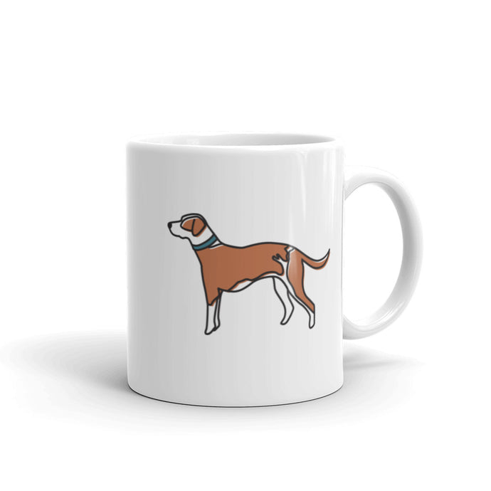 Mutt Dog Coffee Mug