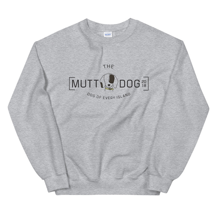 Mutt Dog Unisex Sweatshirt