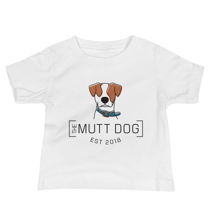 Baby Mutt Dog T-Shirt