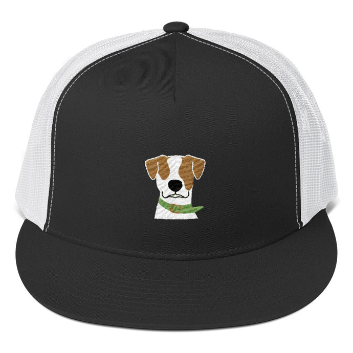 Mutt Dog Trucker Cap