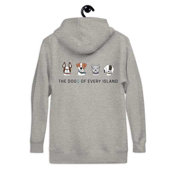 The Dogs of Every Island Hoodie