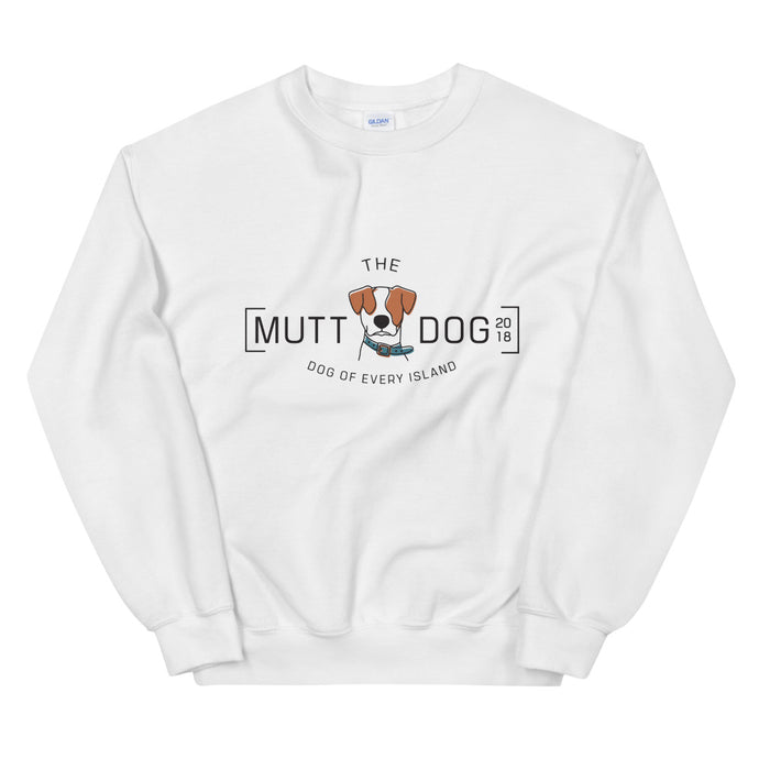 Mutt Dog Crewneck