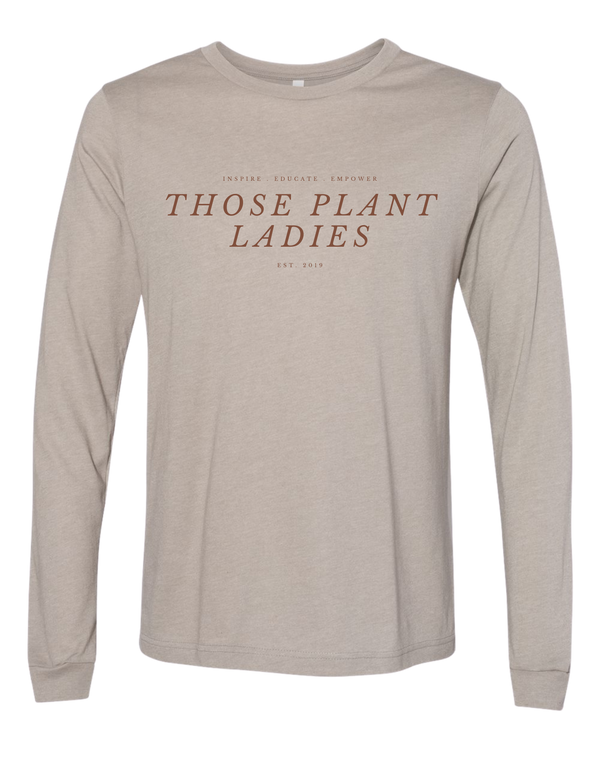 TPL Long-sleeved Tee