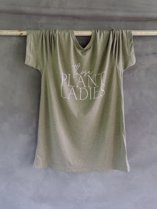 Those Plant Ladies Logo T-Shirt