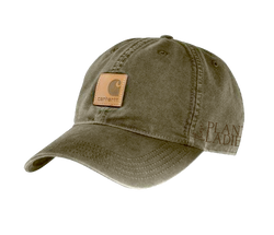 Green Carhartt cap with Those Plant Ladies logo on the left side.