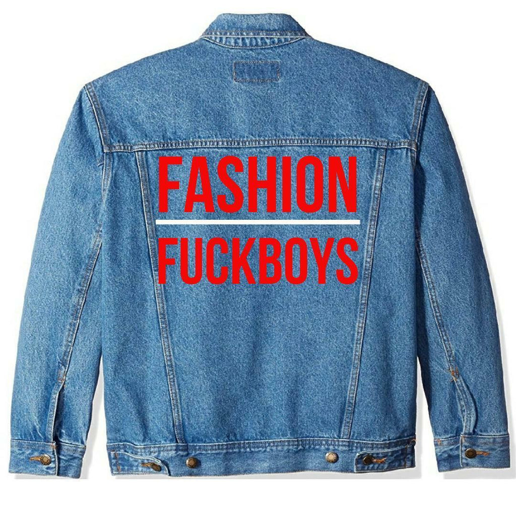 No F Boys Denim