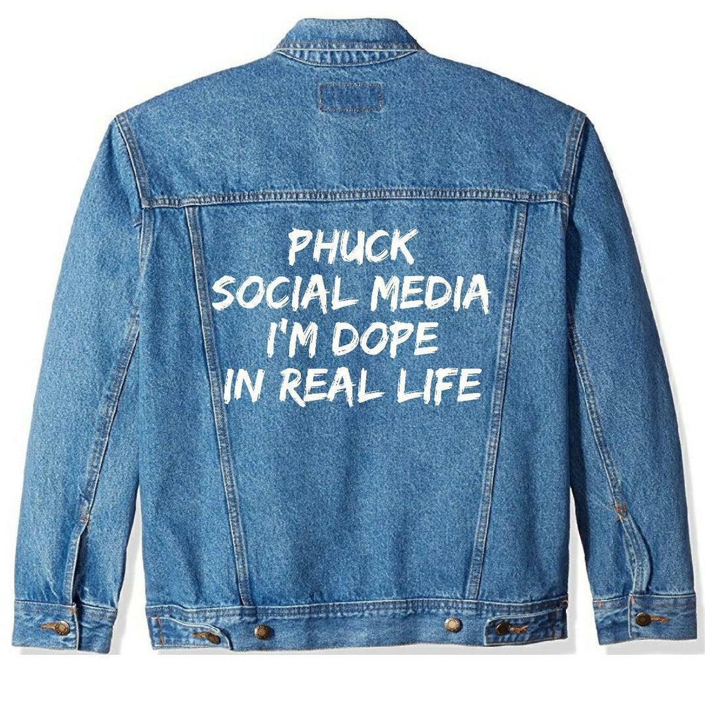 Phuck Social Denim