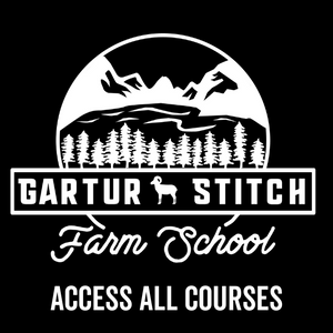 Gartur Stitch Farm School: Full Access