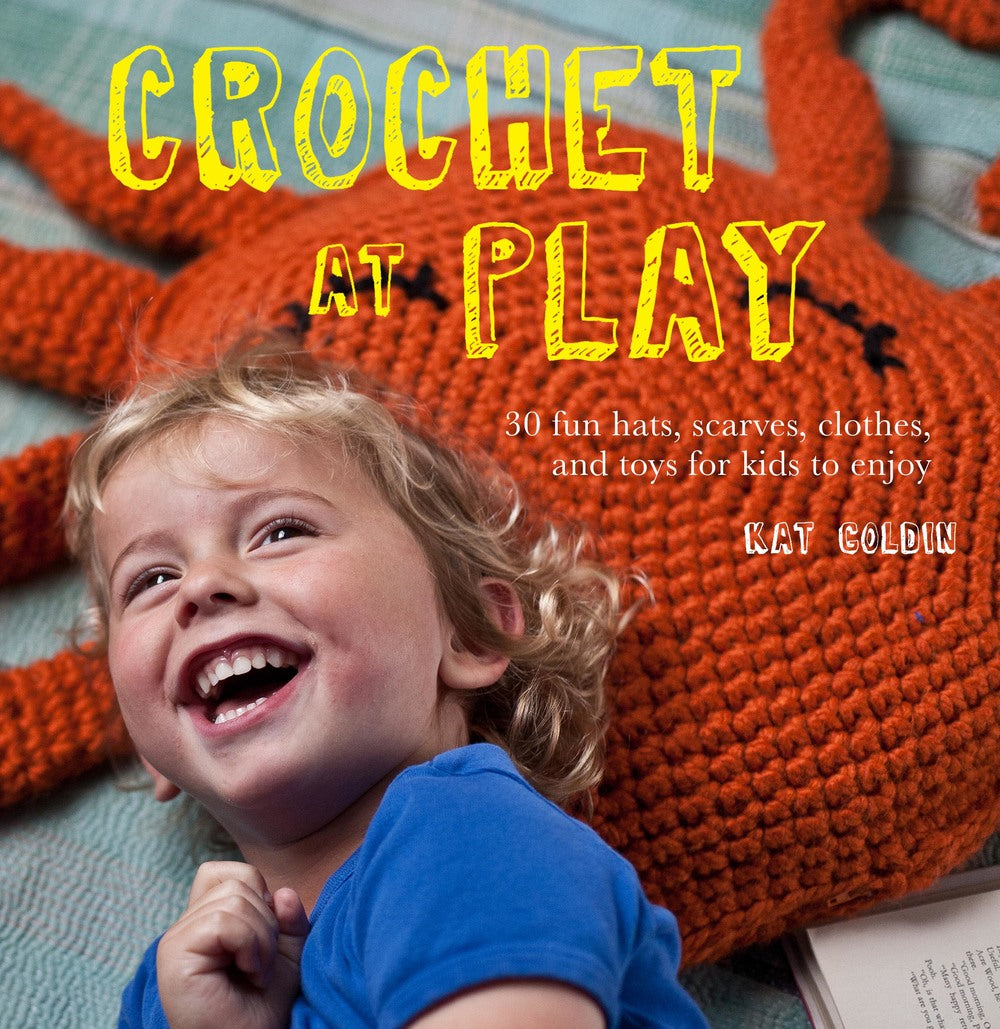 Crochet at Play Cover