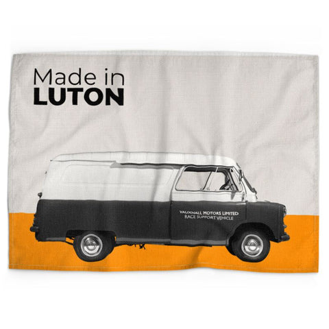 1968 Bedford CA - Tea Towel